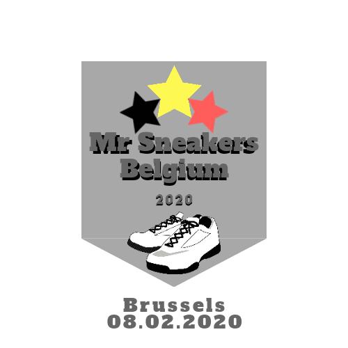 Mr Sneakers Belgium 2020